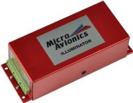 MicroAvionics MM038 Replacement High Power Driver Box for 1 to 3 head systems